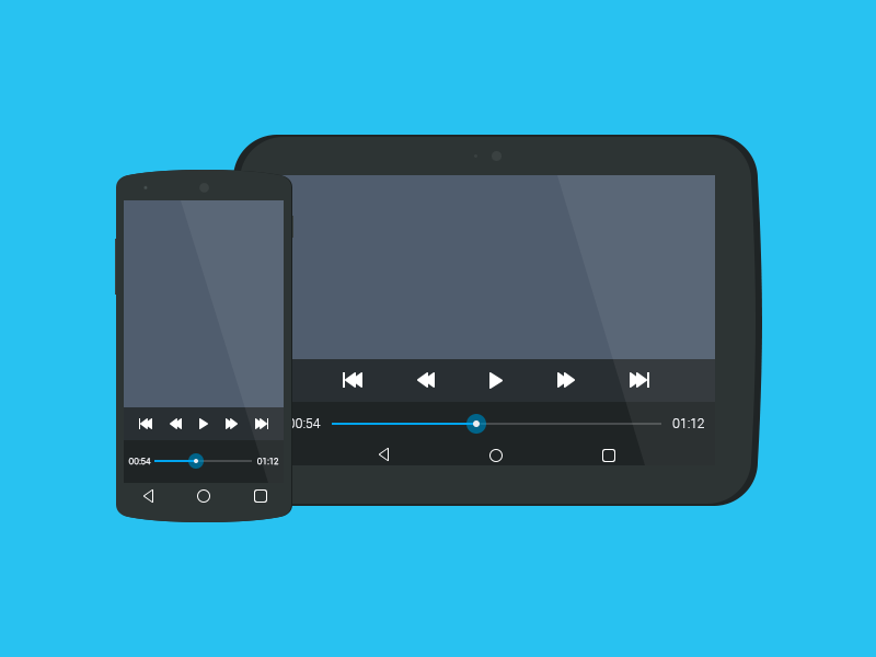 ExoPlayer: Google's new Android media player | FABERNOVEL
