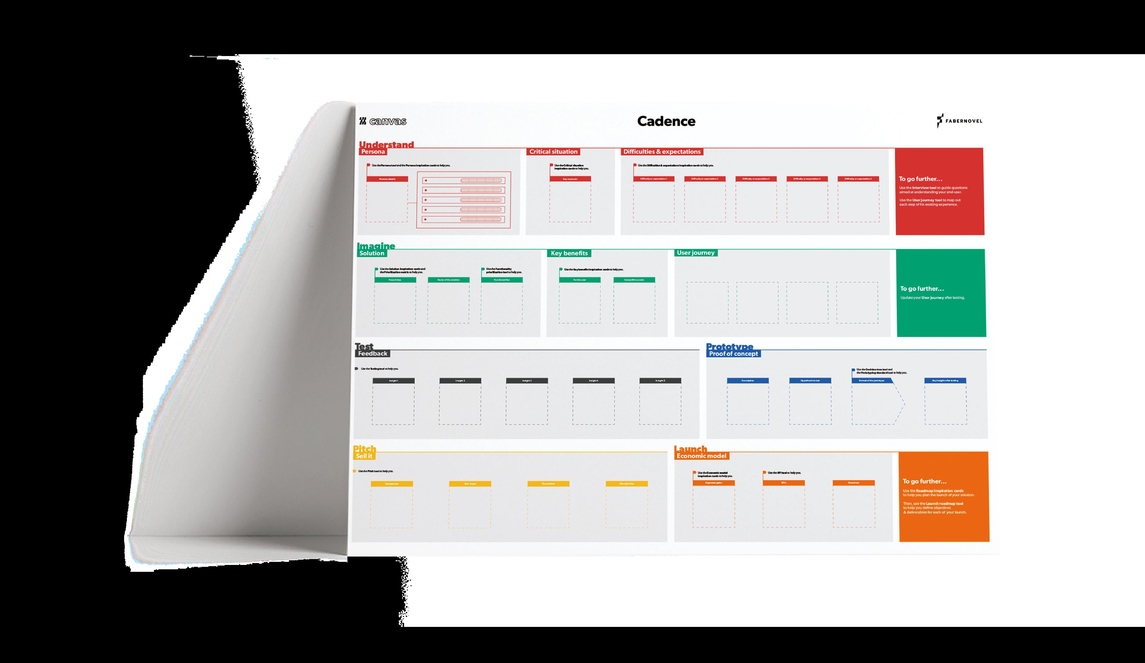 Cadence: Imagine a user-centric solution.